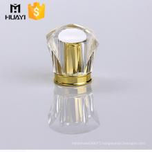 clear perfume cap