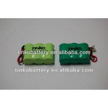Batería recargable NI-MH con buena calidad