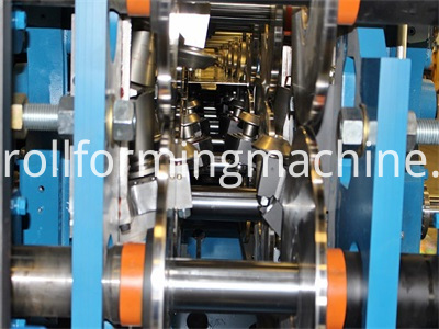 Z Steel Purlin Roll Forming Machine