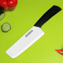 "6""Ceramic Kitchen Cleaver Knives for Vegetable & Meat Cutting"