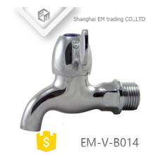 EM-V-B014 Klassischer Stil Messing verchromt Polieren Bibcock