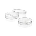 plastic petri dish cell culture plate