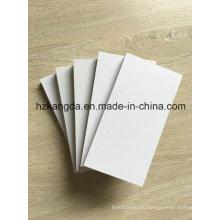Белая водонепроницаемая пена из пенопласта / лист / панель