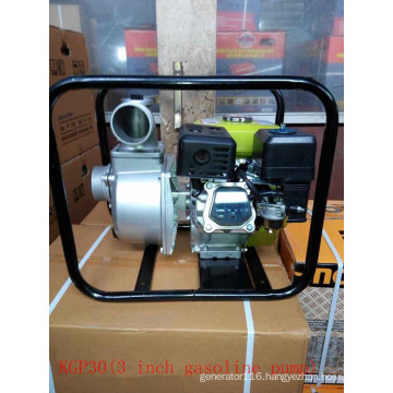 3 Inch Single Stage Centrifugal Recoil Start Gasoline Water Pump for Irrigation Use (KGP30)