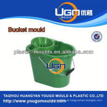 TUV assesment mop bucket mold factory / novo design mop mold fabricante na China, injeção mop molde
