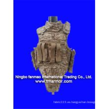 Chaleco antibalas de UHMWPE de protección de cuerpo completo de NIJ Iiia