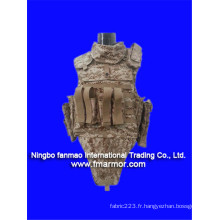 NIJ Iiia Full Body Protection UHMWPE gilet pare-balles