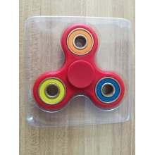 Tri-Spinner Hand Fidget Spinner Toy