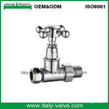 OEM&ODM Quality Polishing Chromed Brass Radiator Valve (AV3087)
