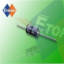 Осевой Би Полярный Алюминиевый электролитический конденсатор НРП
