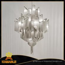 Cadena de alta calidad de la lámpara colgante grande de luz