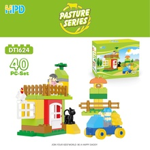Hot Selling Interactive Fancy Toy Bricks For Children