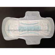 SISTERS Sanitary Napkin manufacturer Special printed on top Blue color