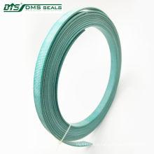 guia de tecido duro fita de guia de resina fenólica para anel de vedação