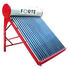 Solarenergie Produkt-Nicht-Druck Solarwarmwasserbereiter