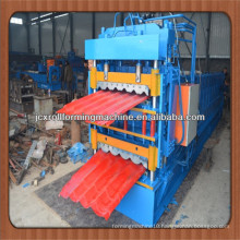New type- double tiles sheet forming machinery
