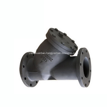 ASTM A536 Ductile Iron Y Strainer