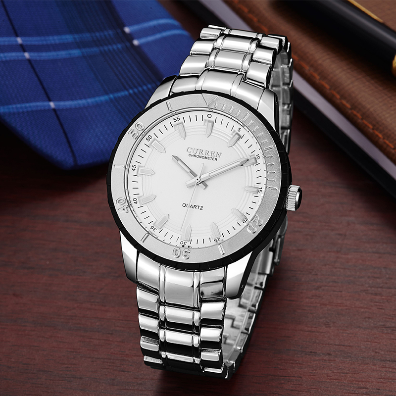 casual watch curren classical design japan movt quartz wrist