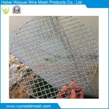 Grillage métallique de type carré