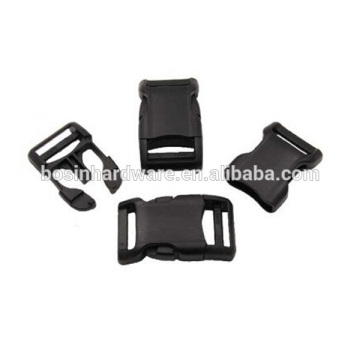 Fashion High Quality Curved Strong Pet Side Release Buckle