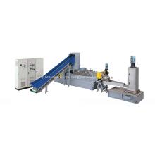 Línea de peletización de compactadores plásticos de película de PP PE