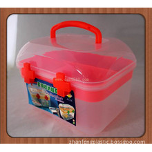 High Quality Colored PP Plastic Storage Tool Box for Medicine