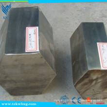 Vente en usine de la barre hexagonale en acier inoxydable 630