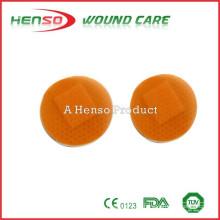 HENSO CE ISO Adhesive Wound Round Spot Bandage