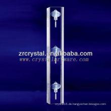 K9 3D Laser Laterne Gravierte Kristallsäule