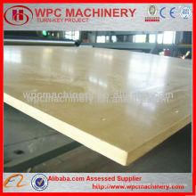 Máquinas de placa de espuma de PVC / WPC / CE ISO