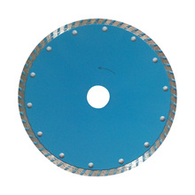 Diamond Saw Blades with Continuous Teeth for Stone