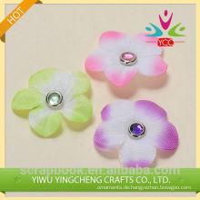 Stoff-Handwerk Blume