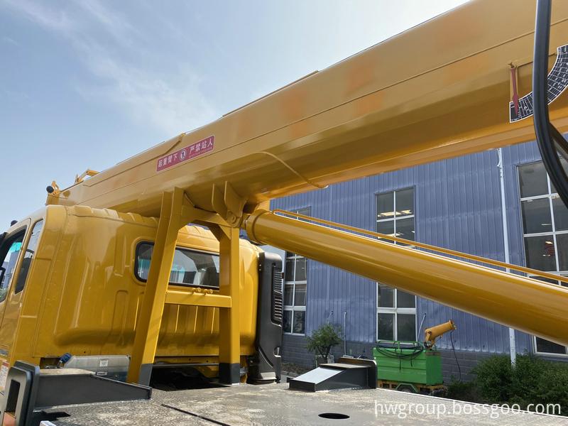 16t truck crane3