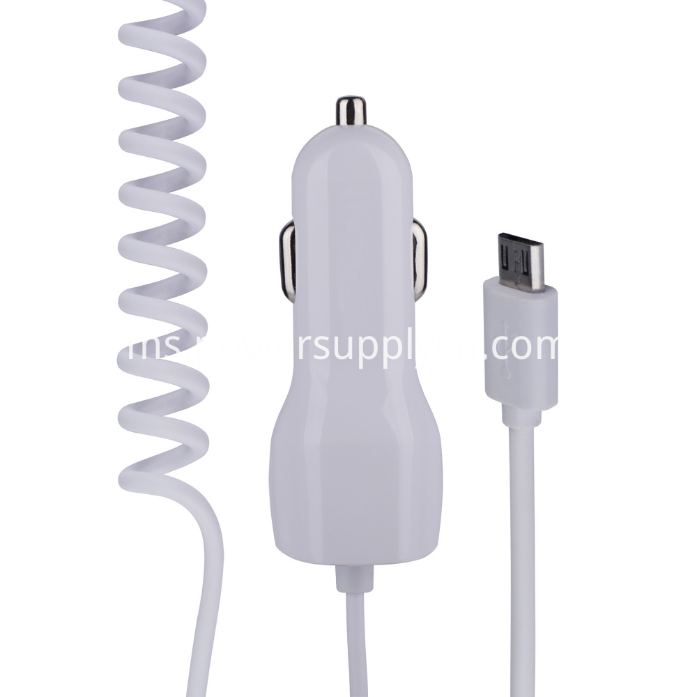 usb car charger cable