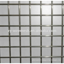 2x2 galvanized welded wire mesh for fence panel / wire mesh fence welded