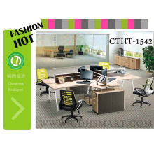 Manual Height adjustable office desk screw metal table leg fashion & new style