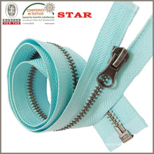 2016 Bronze Zipper Designer for Garments