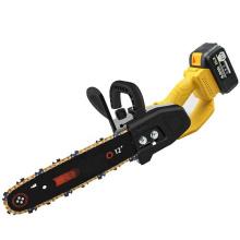 sierra de cadena eléctrica mini cadena de sierra de cadena inalámbrica