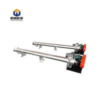 portable screw conveyor design for small material