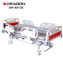 DW-BD138 Hospital bed Electric turnable bed with 5 functions medical facilities