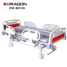 ДГ-BD138 больничной койке Электрический поворотная кровать с 5 функциями медицинских учреждений