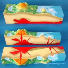 Hochwertiges Valcano Modell für Geographie Lehre (R210109)