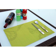 white plastic placemat Made In China