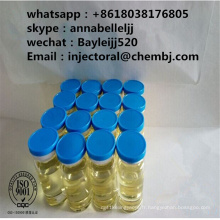 Injections de stéroïde anabolisant de vitesse de Legit Cypionate liquide cru de testostérone