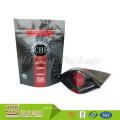 Großhandel Günstigen Preis Benutzerdefinierte Printed Zipper Food Pack Stand Up Laminat Aluminiumfolie Gefüttert Kaffee Pouch Kraftpapier