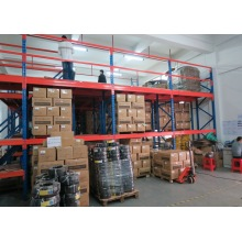 Steel Mezzanine Floor for Storage