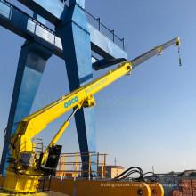 Fishing Boat Crane Electro Hydraulic Crane Marine Deck Crane with CCS