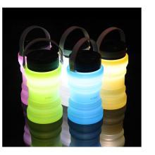 Solar Camping Lantern / LED Camping luz de la lámpara / Luz Camping Solar