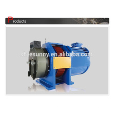 Cheap best sell 1600kg gearless traction machine