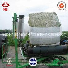 Материал lldpe Варп пластик 5 слоев Agriculturale Силосная пленка